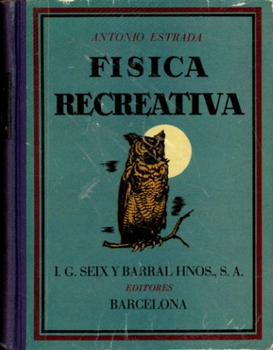 Libro : Física recreativa