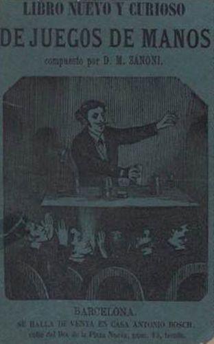 Book : Libro nuevo y curioso de juegos de manos
