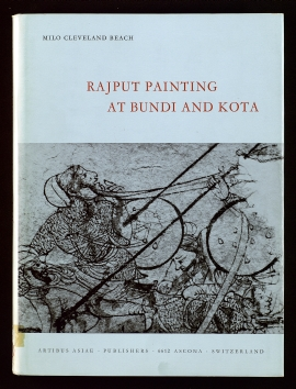 Rajput painting at Bundi and Kota