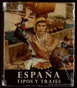 España, tipos y trajes