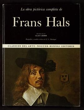 La Obra pictórica completa de Frans Hals