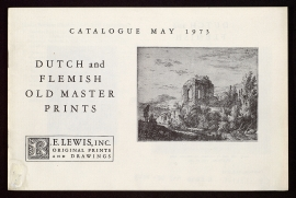 Dutch and Flemish old master prints