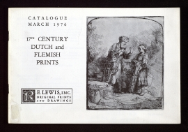 17th century Dutch and Flemish prints
