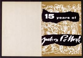 15 years of Jackson Pollock