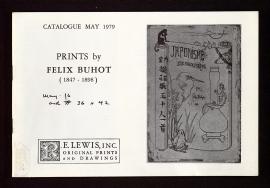 Prints by Felix Buhot, 1847-1898