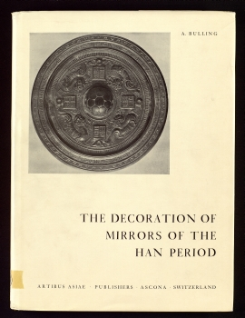 The Decoration of mirrors of the Han period