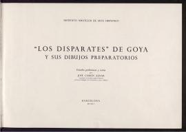 Los Disparates de Goya y sus dibujos preparatorios