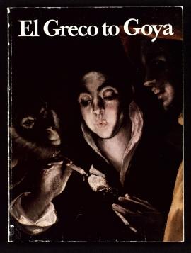 El Greco to Goya