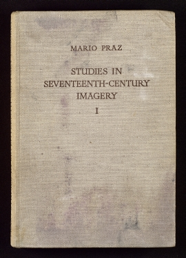 Studies in seventeenth-century imagery