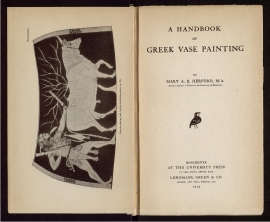 A Handbook of Greek vase painting