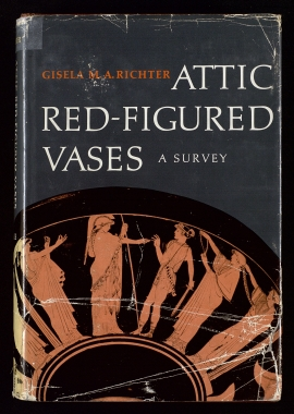 Attic red-figured vases