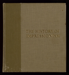 The History of impressionism