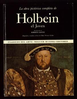 La Obra pictórica completa de Holbein el Joven