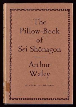 The Pillow-book of Sei Shonagon