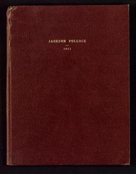 Jackson Pollock, 1951