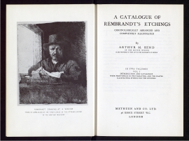 A Catalogue of Rembrandt's etchings