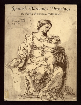 Spanish baroque drawings in North American collections