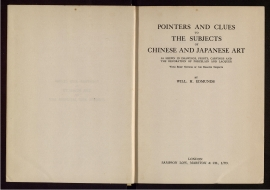 Pointers and clues to the subjects of Chinese and Japanese art