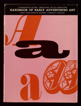 Handbook of early advertising art