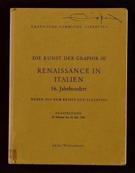 Renaissance in Italien