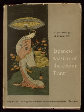 Japanese masters of the color print