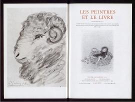 Les Peintres et le livre