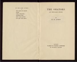 The Orators