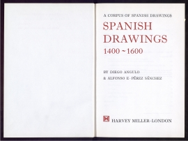 A Corpus of Spanish drawings