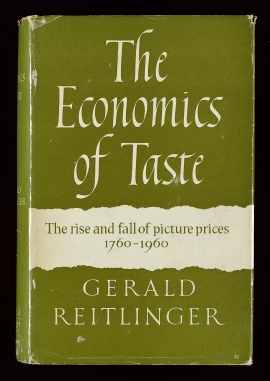 The Economics of taste