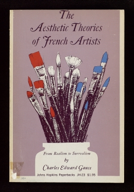 The Aesthetic theories of French artists from realism to surrealism