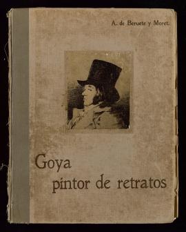 Goya, pintor de retratos
