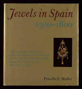 Jewels in Spain, 1500-1800