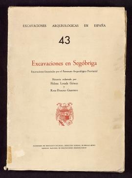 Excavaciones en Segóbriga