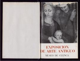 Catálogo de la exposición de arte antiguo