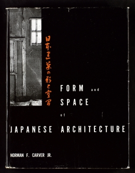 Form and space of Japanese architecture
