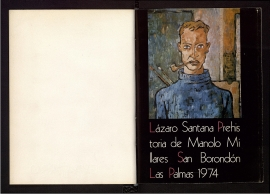 Prehistoria de Manolo Millares