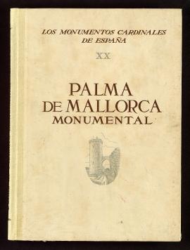 Palma de Mallorca monumental