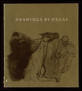 Drawings by Degas