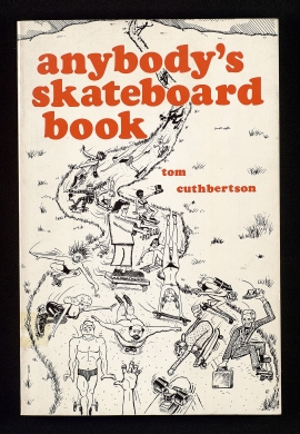 Anybody's skateboard book