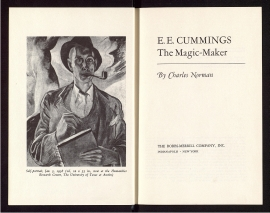 E. E. Cummings, the magic-maker