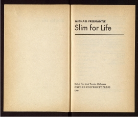 Slim for life