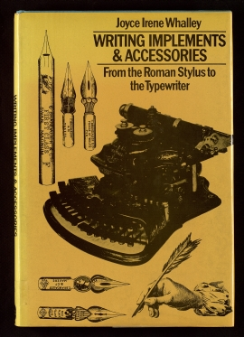 Writing implements and accessories