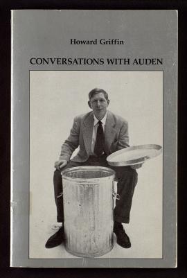 Conversations with Auden