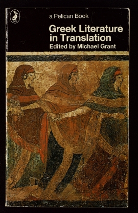 Greek literature in translation