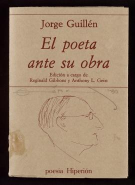 El Poeta ante su obra