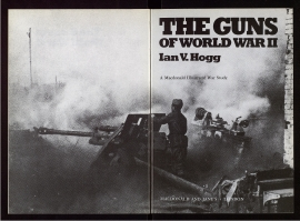 The Guns of World War II