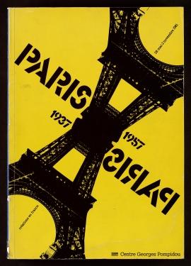 Paris 1937 - Paris 1957