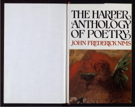 The Harper anthology of poetry
