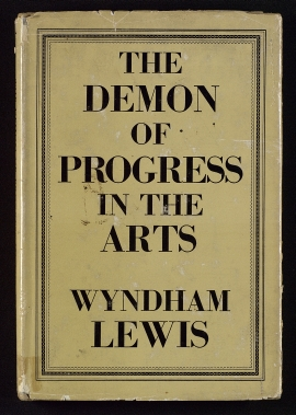 The Demon of progress in the art