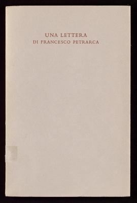 Lettera a Giovanni Anchiseo